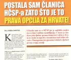 Hrvatski list: Intervju s Katarinom Banić