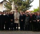 Položeni vijenci na grobu dr. Ante Starčevića i Stipe Ćorića