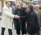 Ruža Tomašić i Josip Miljak u Ivanić Gradu