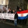 Mladež HČSP-a u Zagrebu poslala božićnu čestitku generalima u Haagu