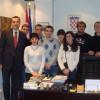HČSP u klubu bugarske nacionalne manjine u Zagrebu