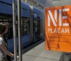 HČSP Zagreb: Poziv na neplaćanje javnog prijevoza, iako nelegalan, legitiman je i opravdan
