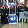 Mladeži HČSP-a i HSP-a dijelile pisanice u Zagrebu