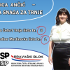 Marica Ani nositeljica liste za Trnje