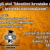 Američki studenti gostovat će na HČSP-ovom okruglom stolu o identitetu i nacionalizmu