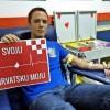 Hrvatski odgovor na 'ledeni izazov': Mladež HČSP-a pokrenula 'izazov darivanja krvi' (VIDEO)