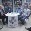 ZLATAR: U prepunoj gradskoj knjižnici mladi učili o pravaštvu i dr. Jurju Žerjaviću