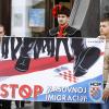 HČSP održao prosvjed protiv imigracijske politike EU: Jedino radikalnim mjerama možemo spriječiti katastrofu!