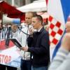 HČSP: Hrvatska mora zatvoriti granice, podignuti ogradu i otkazati poslušnost EU i NATO-u, a odgovorne prozvati i kazniti!