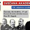 Svečana akademija: 120. obljetnica osnutka HČSP-a