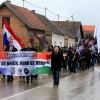 ČETVRTU GODINU ZA REDOM: Hrvatski i mađarski domoljubi odali počast braniteljima Laslova