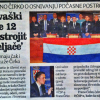 Jutarnji list o Počasnom pravaškom zdrugu HČSP-a