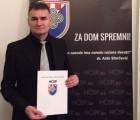 IVAN VOHRIĆ POVJERENIK HČSP-a ZA GRADSKU ČETVRT TREŠNJEVKA-SJEVER