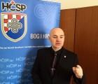 PREDSJEDNIK HČSP-a DAVOR TRBUHA VLADAJUĆIMA: SPOMENIK ČETNICIMA U SRBU MORA SE SRUŠITI!