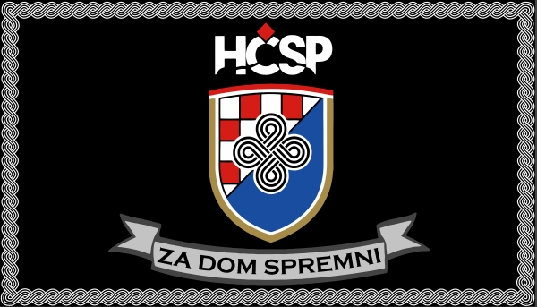 Zastava HČSP-a
