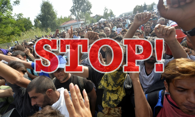 Image result for stop migrantima