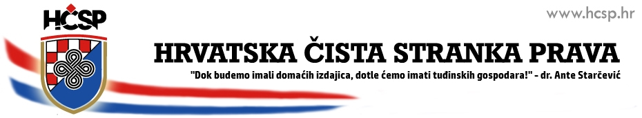 HČSP – Hrvatska čista stranka prava