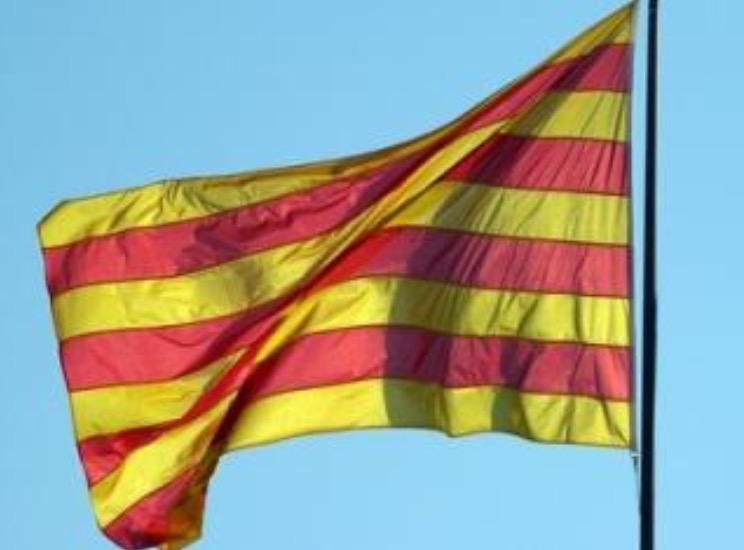 Katalonija_barjak