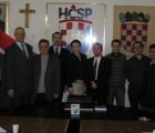 Glavni stan HČSP-a jednoglasno za trajnu pravašku koaliciju