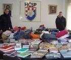 Počela humanitarna akcija Mladeži HČSP-a