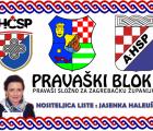 Pravaški blok sutra u Velikoj Gorici