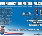 Predstavljanje kandidata u Splitu 8. travnja