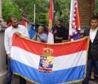 Mladež HČSP-a odala počast palim hrvatsim vojnicima u Prvom svjetskom ratu