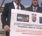 HČSP Njemačke: Osuđujemo izmišljanje fašista i rasista