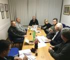 Radni sastanak tijela stranke uoći sjednice Središnjeg odbora