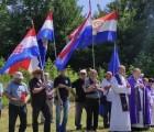 HČSP OBILJEŽILA  80. STRAVIČNU OBLJETNICU POKOLJA HRVATA U BORIČEVCU!